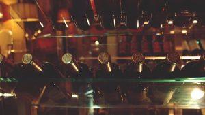 Cave à vin domestique